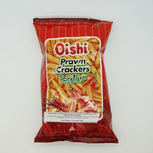 Oishi Prawn Cracker Spicy 90g