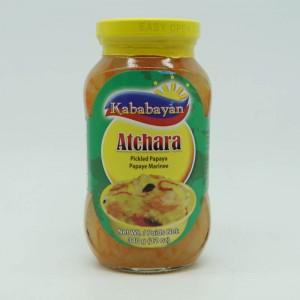 Kababayan Atchara Pickled...