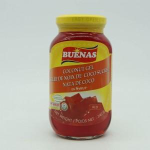 Buenas Coconut Gel (red) 340g