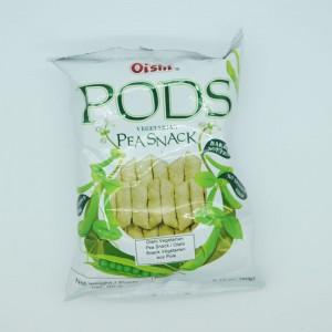 Oishi Pods Pea Snack 60g