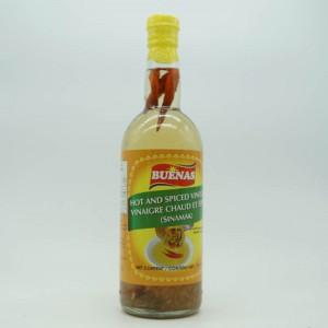 Buenas Hot Spiced Vinegar...