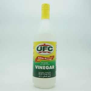 UFC White Vinegar 1litre