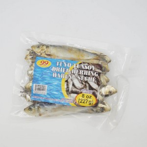 Tuyo ( Dried Herring) 227g