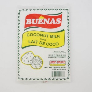 Buenas Coconut Milk 454g
