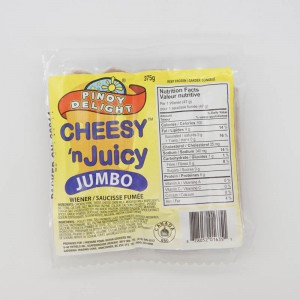 Pinoy Delight Cheesy Hotdog...