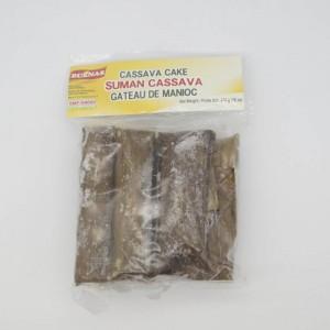 Buenas Cassava Cake (suman...