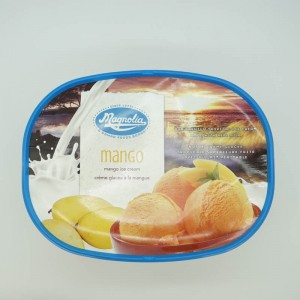 Magnolia Mango Ice Cream...