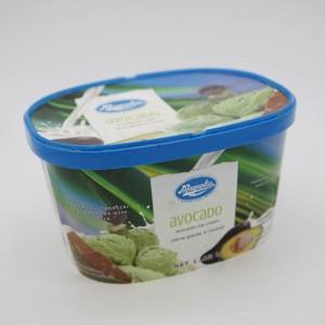 Magnolia Avocado Ice Cream...