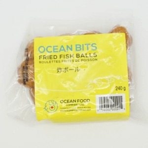 Ocean Bits Fried Fish Balls...
