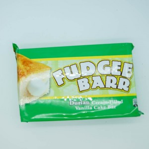 Fudgee Barr Durian Cream...