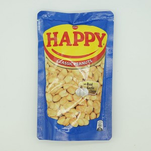 Happy Peanuts Garlic  120g