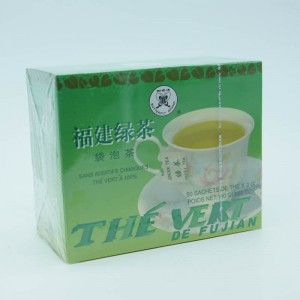 FUJIAN GREEN TEA 50X2G