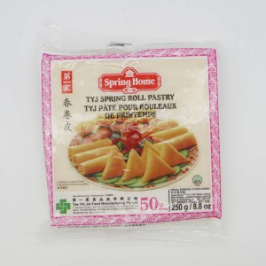 T Y J SPRING ROLL PASTRY...