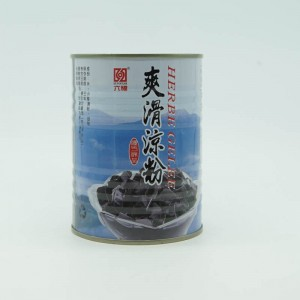 Six Fortune Grass Jelly 540g