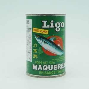 Ligo Mackerel In Tomato...